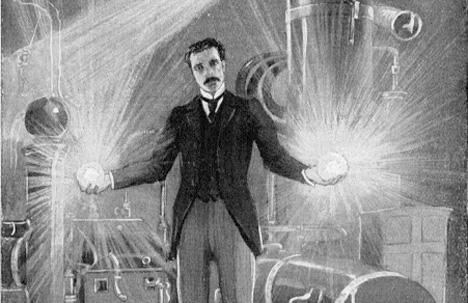Entrevista a Nikola Tesla - El Árbol de Luz - Akashica - Sanación
